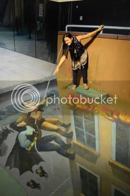 Spiderman and Batman Rescue