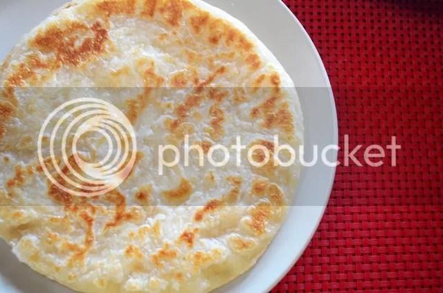2 Piece Roti for 50 pesos