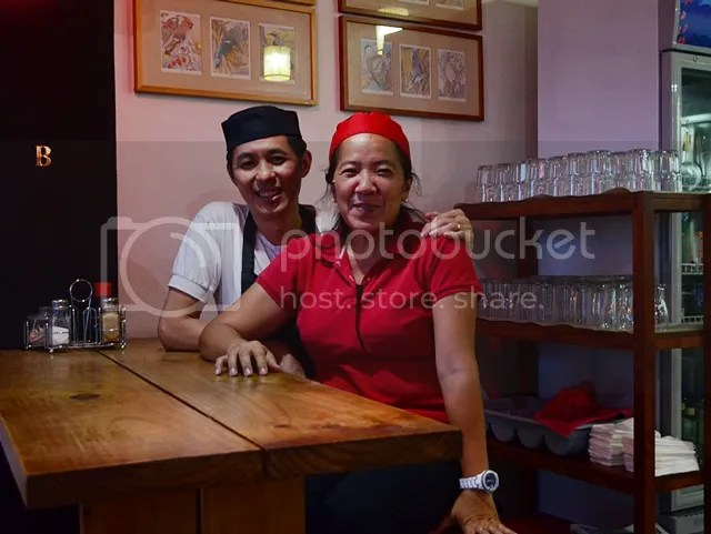 Chef Cyril and Mary Ann of Oriental Spice Gourmet