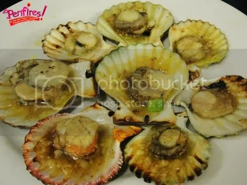 STK Ta Bai Baked Scallop at P145