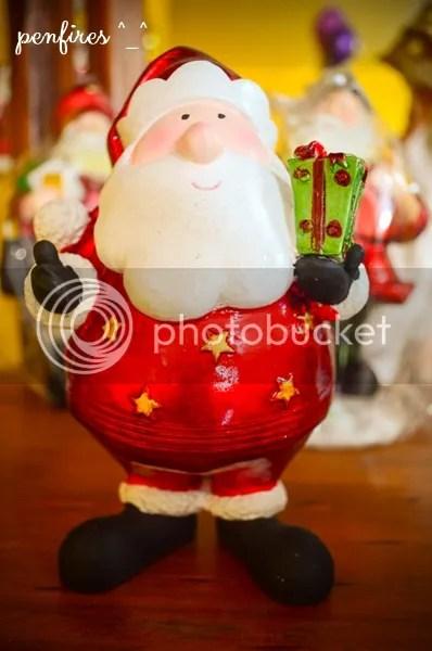 Santa Claus Figurines For Sale