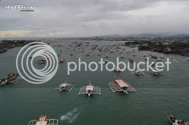 fluvial parade sinulog 2014