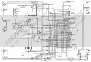 Basic Wiring Diagram  The Ford Torino Page Forum