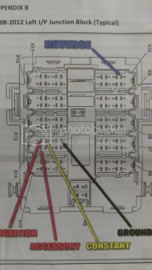 Help wiring Camera Source Camera 2007 GMC  Audio, Electronics, OnStar, MyLink, Intellilink
