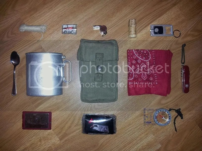 Bushcraft And Camping Gear For Overnight Trips 171 The
