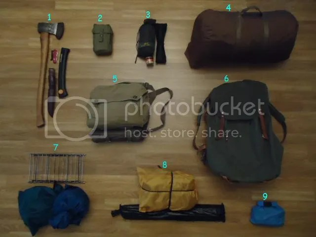 info for e64b8 03946 Bushcraft and camping gear for overnight trips | The Weekend ...