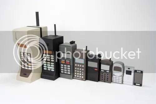 siapa pencipta handphone pertama