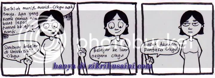lepasucopy.png lepas spm, halatuju spm, masuk af, kartun malaysia, cartoon malaysia, koleksi kartun malaysia