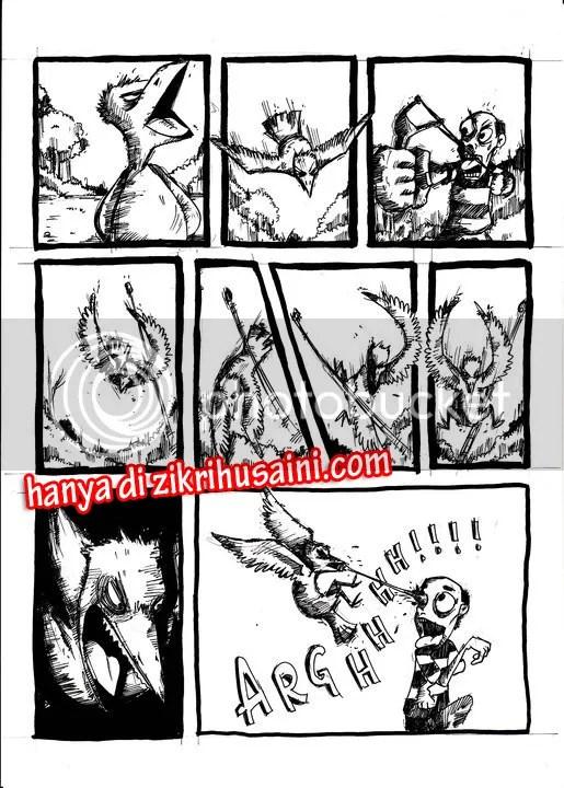 gambang kartun, kartun malaysia, malaysia cartoon,