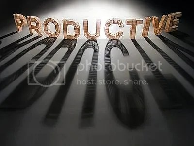 produktif, mutu kerja, tingkatkan mutu kerja anda,