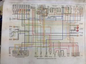 1990 Gsxr 1100 Wiring Diagram  Somurich