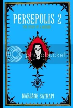 Persepolis 2 two Marjane Satrapi