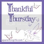 Thankful Thursday with APL