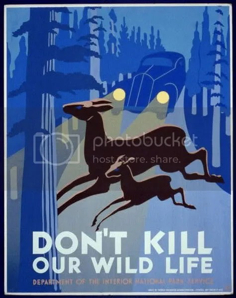 WPA Poster, 1940.