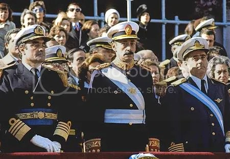 The leaders 1976 military government.