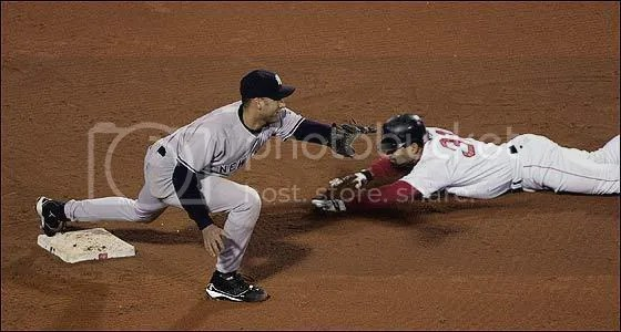 Dave Roberts steals the biggest base in Red Sox history