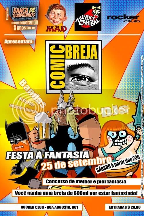 Comic Breja