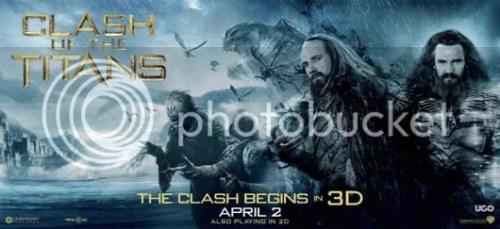 Poster de Fúria de Titãs