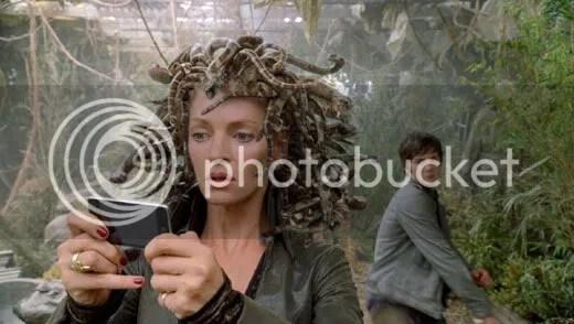 Percy Jackson e a Medusa