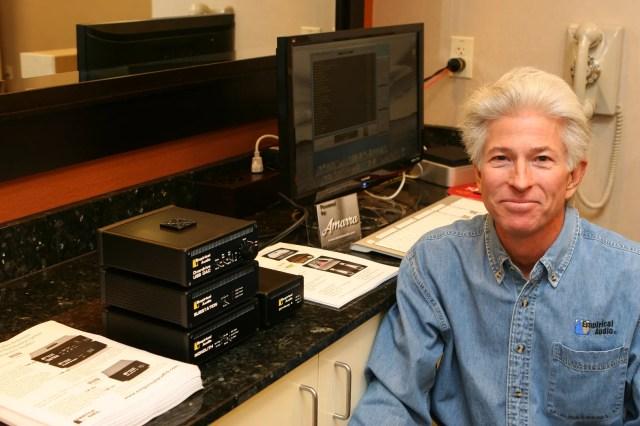 Steve Nugent of Empirical Audio