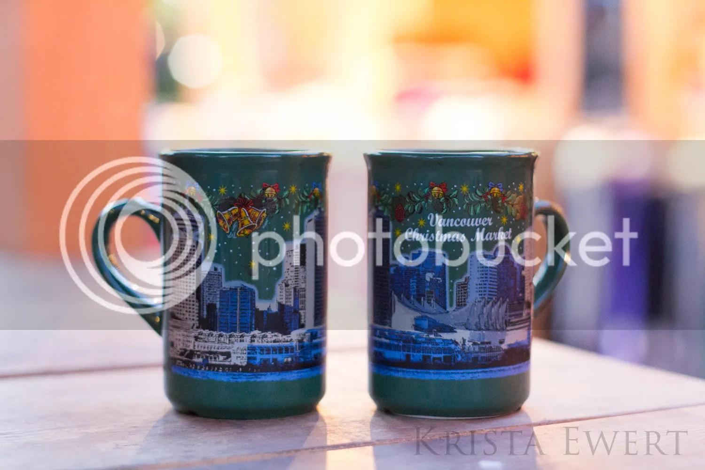 Vancouver Christmas Market Mug.Hey Look Something Shiny It S Christmas The Vancouver