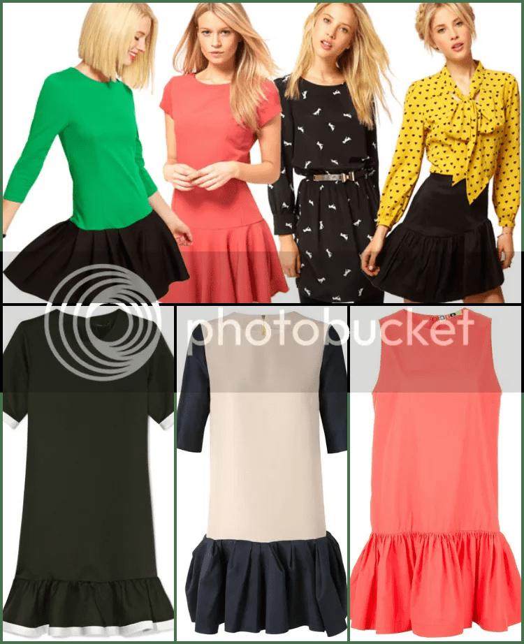 fashion, friday, favorites, blogger, fashion junkie, peplum, dress, clothes, trend, summer, fall, 2013