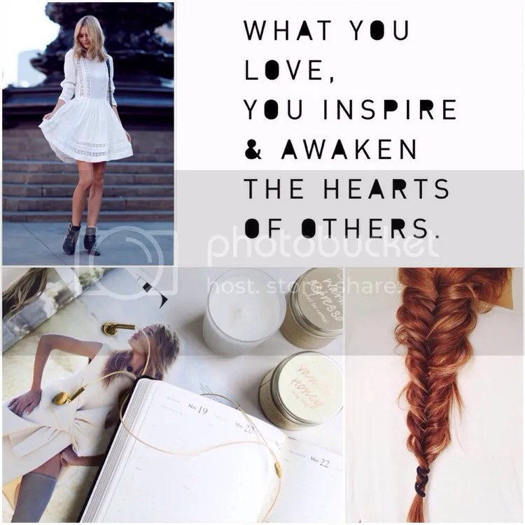 Weekly inspiration, blogger, fashion junkie