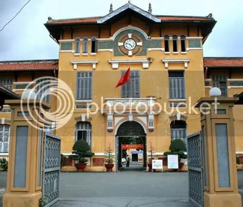 trường PTTH Nguyễn Thị Minh Khai