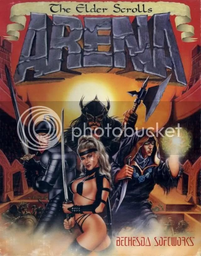 Arena - The Box