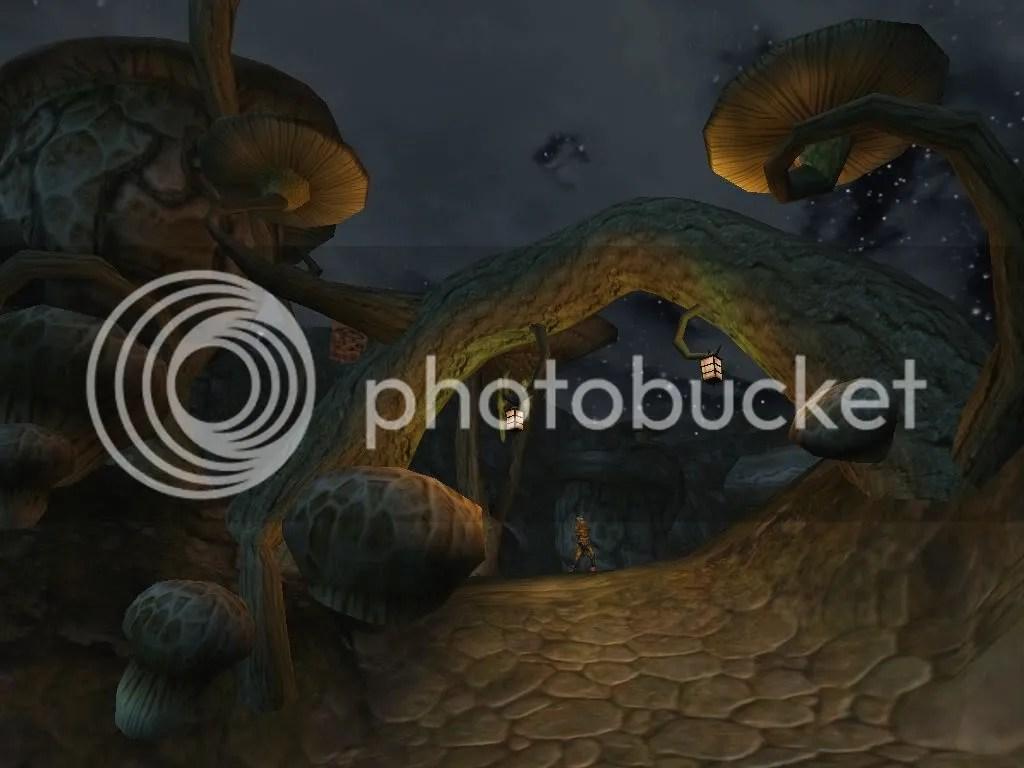 Morrowind - Landscape