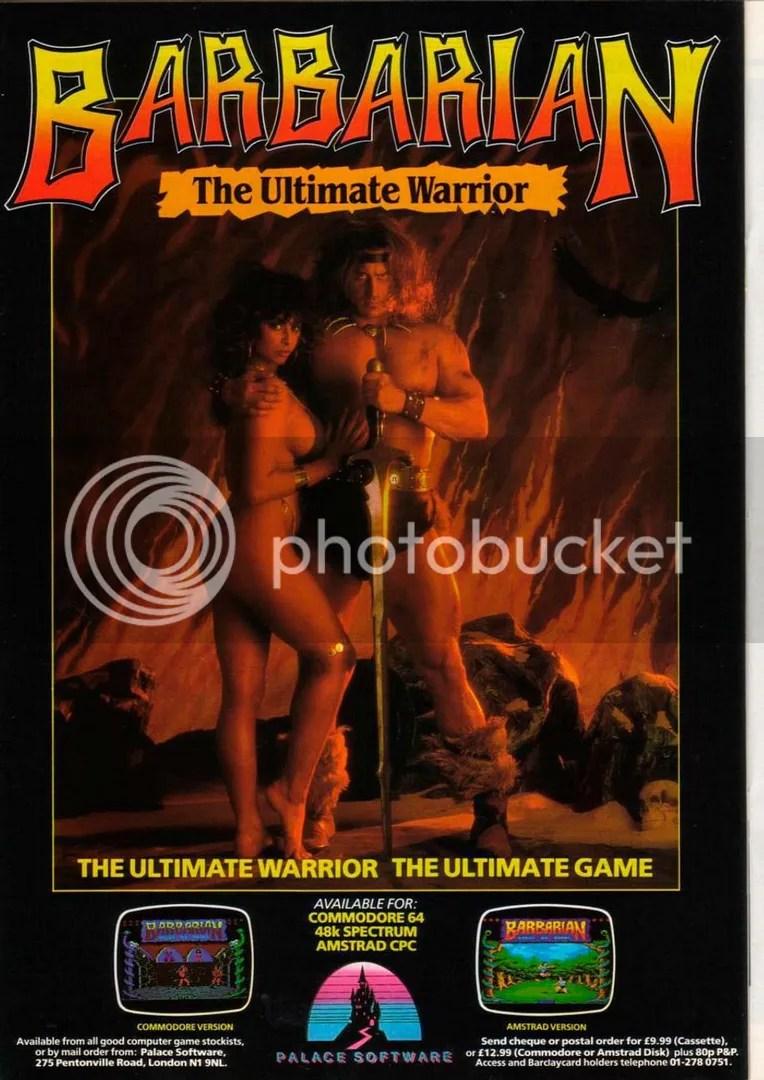 (1987) Barbarian