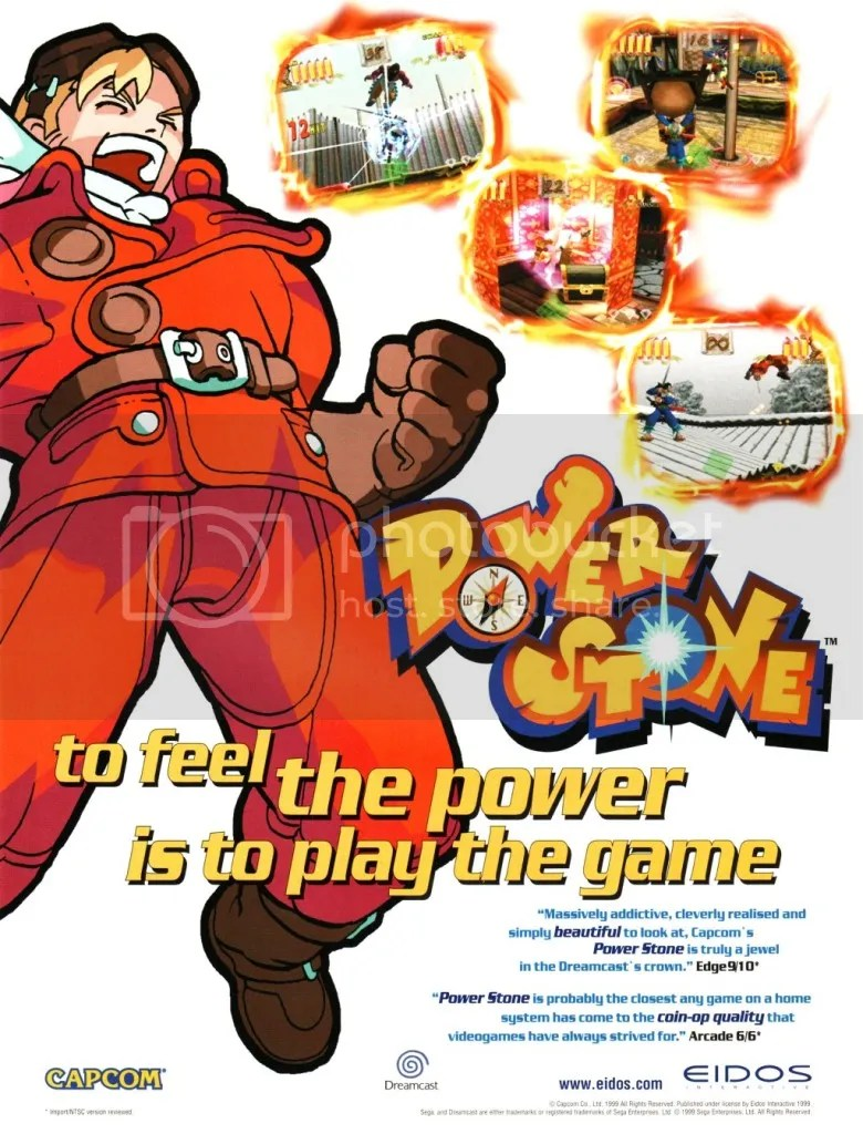 Power Stone ad