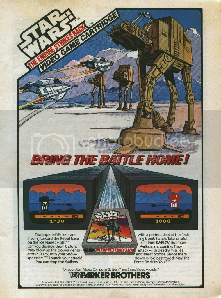 Star Wars: The Empire Strikes Back 1983