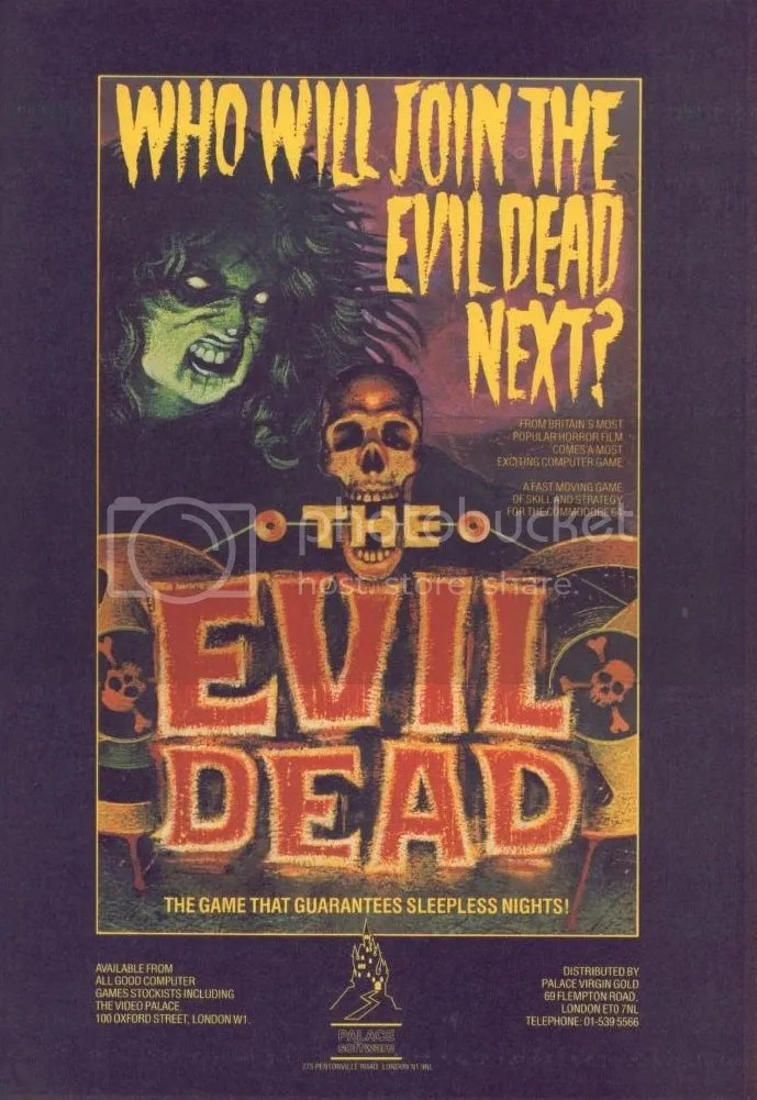 The Evil Dead 1984