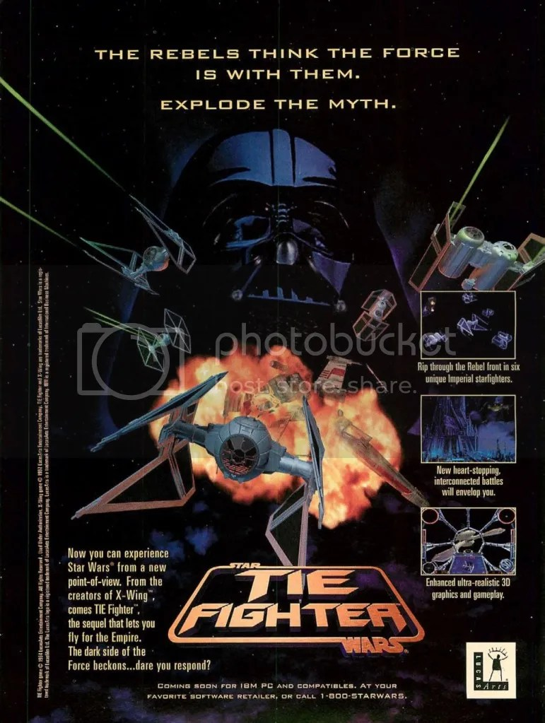 TIE Fighter 1994