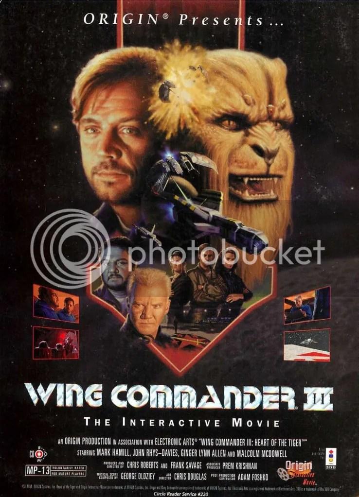 Wing Commander 3 1994