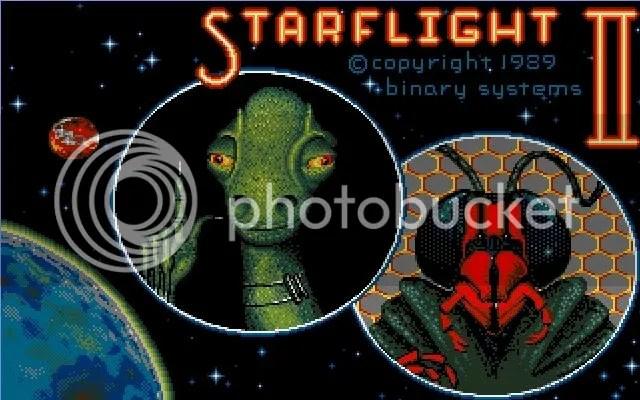 Starflight 2 Title