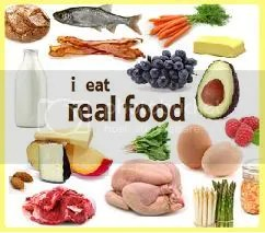 Real Food Whole Health