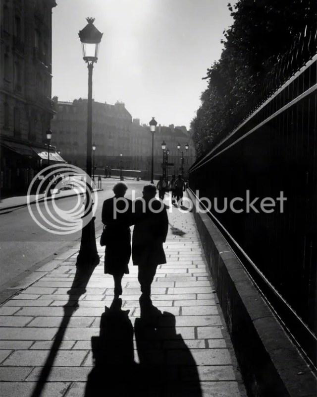 Street Photography Shadows