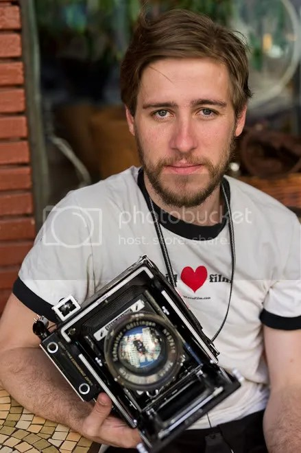 Leica S2 Street Photography
