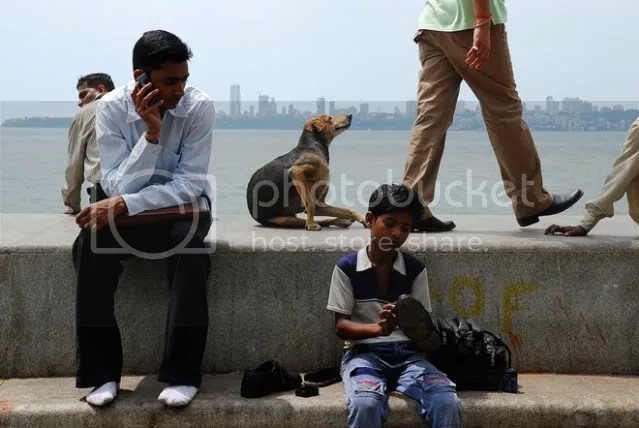 Manu Thomas Mumbai Street Photography