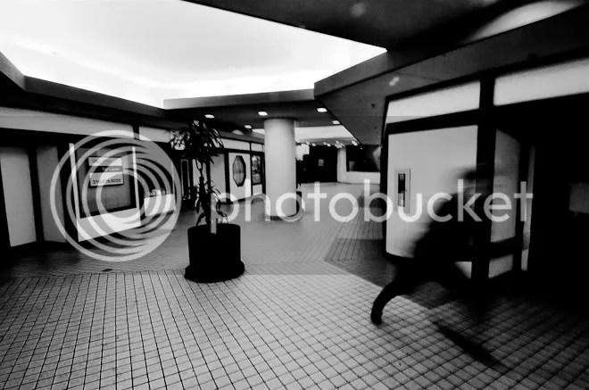 Street photography Blur