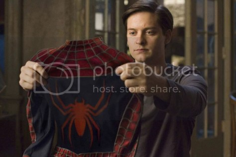 Toby Maguire as Peter Parker (Columbia Pictures)