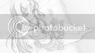 gambar anime, gambar manga, sketsa manga