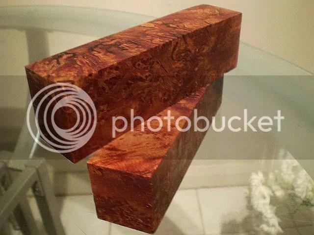 myrtle burl wood