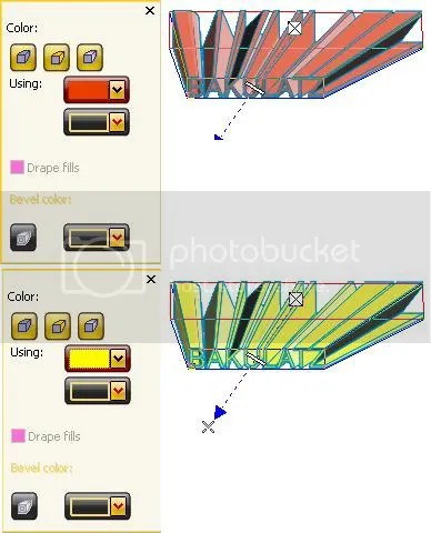 Interactive Extrude Tool