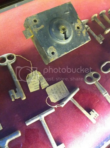 Locks Used During the French Revolution