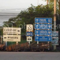 Crossing Borders: Thailand-Cambodia