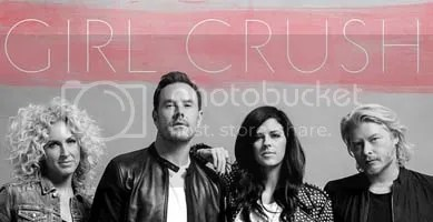 Little Big Town's single Girl Crush