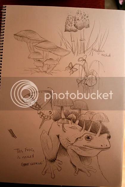 I sketch I promise! - by Ravenari